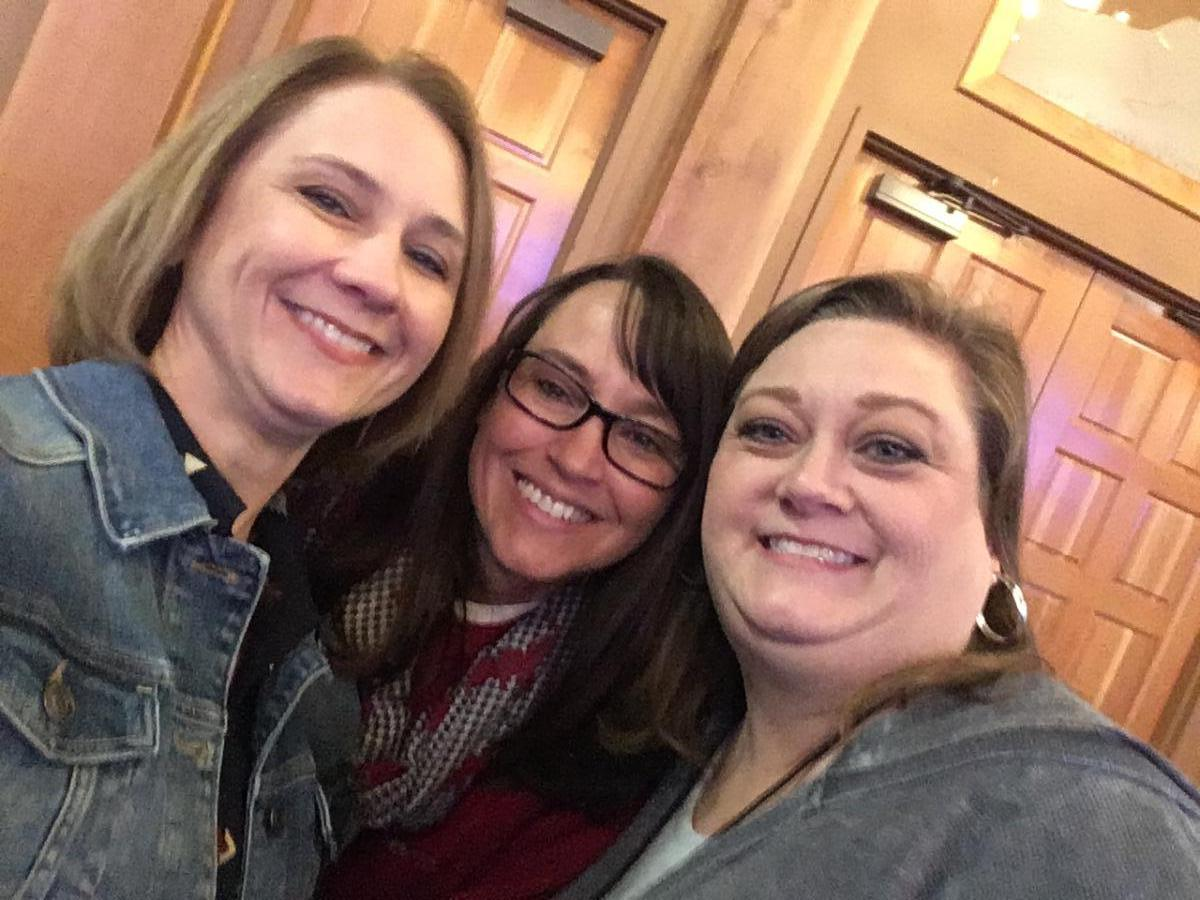 Christie, Kim, Veronica